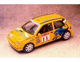 Racing 43 RD07 DECALS RENAULT CLIO GR.A RATTILIA-CA Modellino