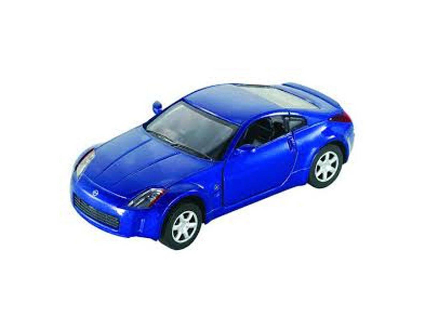 Auto 1 32 new ray 52597 dc nissan 350z skyline gt r 1 32 for Nissan offerte speciali