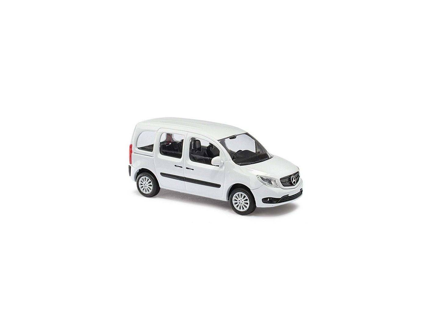 busch 50651 mercedes citan kombi white modellino die cast models. Black Bedroom Furniture Sets. Home Design Ideas