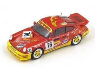 Spark Model S2071 PORSCHE 911 CARRERA CUP N.76 (RETIRED) LM 1993 GREENWOOD-DARNICHE 1:43 Modellino