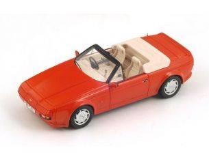 Spark Model S2158 ASTON MARTIN VANTAGE VOLANTE ZAGATO 1987 RED 1:43 Modellino