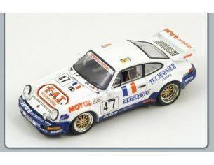 Spark Model S2072 PORSCHE 911 CARRERA RSR N.47 15th LM 1993 GOUHIER-BARTH-DUPUY 1:43 Modellino