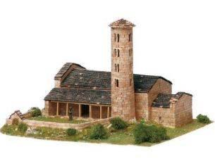 Aedes Ars AS1108 Chiesa di Santa Coloma PCS 3400 1:150 Kit Modellino