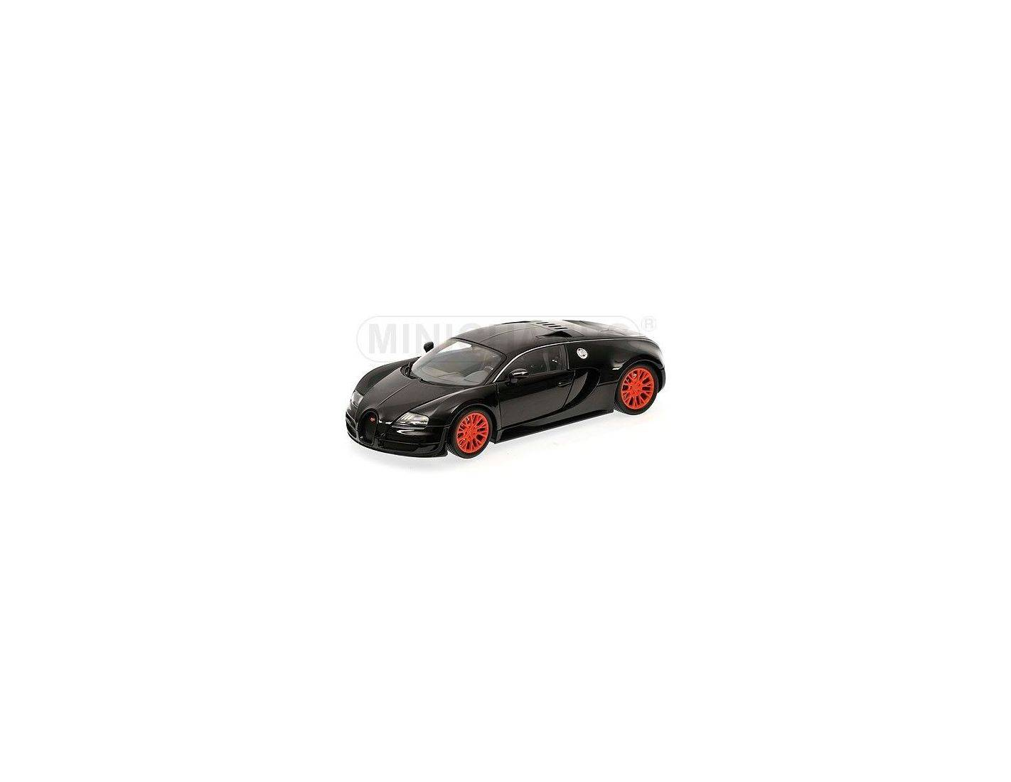 minichamps pm100110842 bugatti veyron super sport 2010. Black Bedroom Furniture Sets. Home Design Ideas