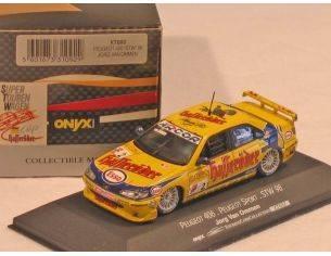 Onyx T092 PEUGEOT 406 STW 1998 DRIVER 2 1/43 Modellino
