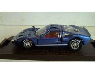 OXA 01RC FORD GT 40 STRADALE COUPE 1/43 Modellino