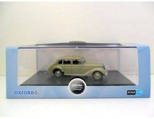 Oxford ASL003 ARMSTRONG SIDDELEY LACASTER 1/43 Modellino
