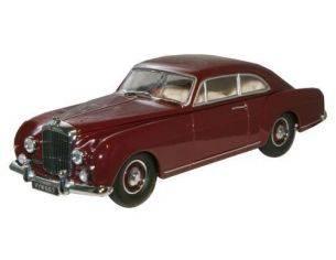 Oxford BCF005 MAROON BENTLEY CONTINENTAL S1 Modellino