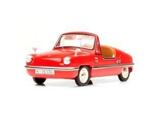 Premium Classixxs 18100 VICTORIA 250 SPATZ RED 1/43 Modellino