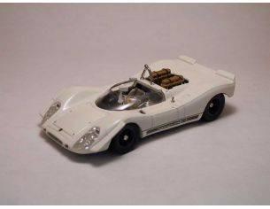 Best Model BT9040 PORSCHE 908/2 1969 PROVA WHITE 1:43 Modellino