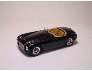 Art Model AM0007 FERRARI 166 MM SPYDER BLACK '49 1:43 Modellino