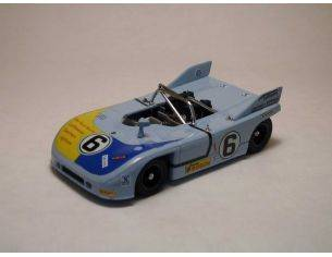 Best Model BT9057 PORSCHE 908/3 N.6 4th 500 KM IMOLA 1972 R.JOST 1:43 Modellino