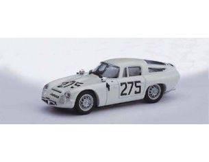 Best Model BT9060 ALFA ROMEO TZ1 N.275 3rd COPPA F.I.S.A. MONZA 1963 G.BAGHETTI 1:43 Modellino