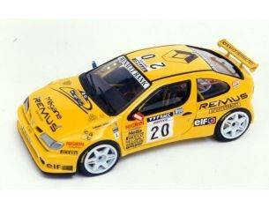 Racing 43 RD01 DECALS RENAULT MEGANE REMUS CAT. 97 Modellino