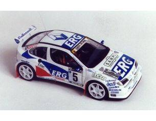 Racing 43 RD02 DECALS RENAULT MEGANE ERG 97 Modellino