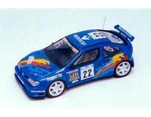 Racing 43 RD08 DECALS RENAULT MEGANE UFF. BALESI T. Modellino