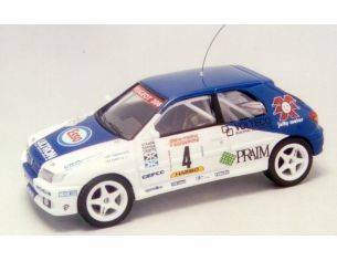 Racing 43 RK107A PEUGEOT 306 GRUPPO A SANREMO 95 KIT Modellino