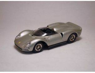 Best Model BT9079 FERRARI 330 P2 1964 ALLUMINIO 1:43 Modellino