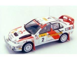 Racing 43 RK187 MITSUBISHI CARISMA EVO 4 UFFICIALE Modellino