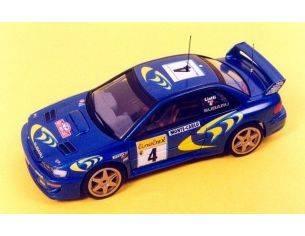 Racing 43 RK202 SUBARU IMPREZA UFFICIALE MONTE CARLO Modellino