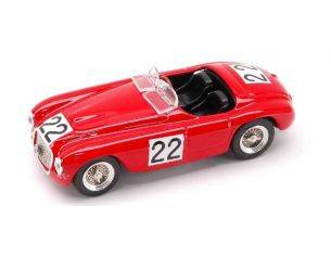 Art Model AM0011 FERRARI 166 MM N.22 WINNER LM 1949 CHINETTI-SELSDON 1:43 Modellino