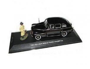 Replicars CWS03 FORD FORDON BLACK CIA+FIGURA USA Modellino