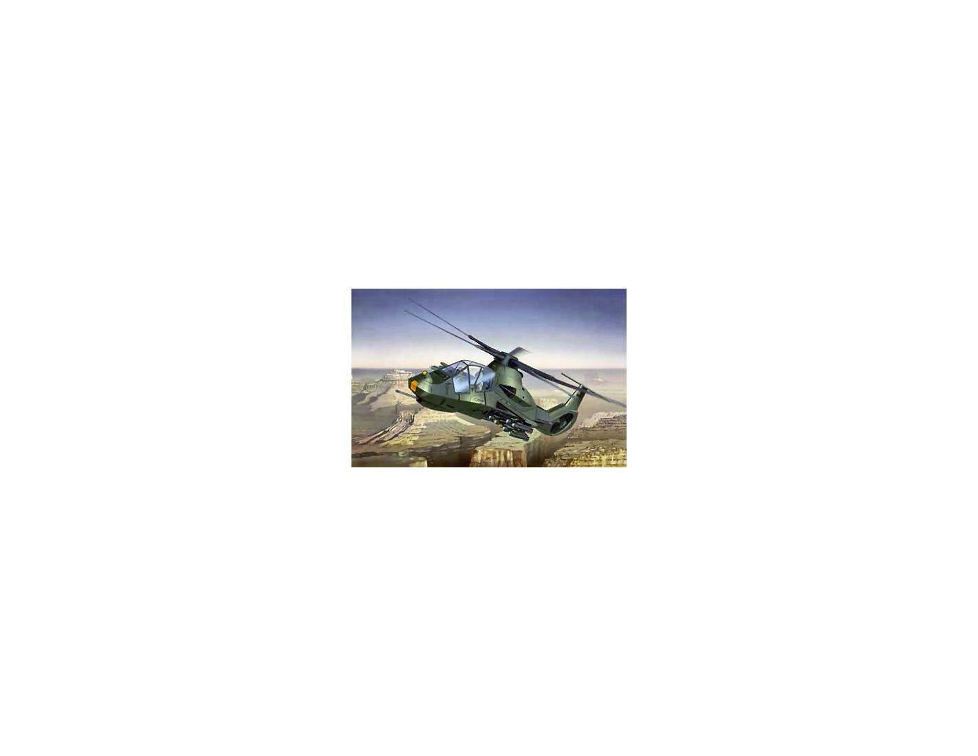 Elicottero Comanche : Revell rv elicottero rah comanche kit modellino