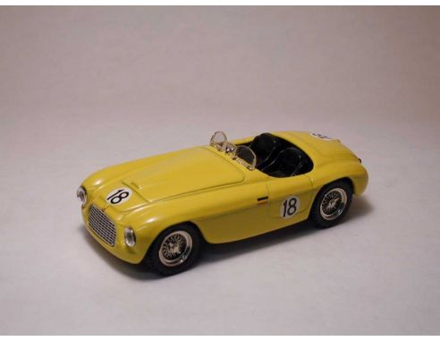 Art Model AM0012 FERRARI 166 MM SPYDER N.18 1:43 Modellino