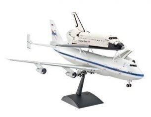 Revell RV4863 BOEING 747 SCA & SPACE SHUTTLE KIT 1:144 Modellino