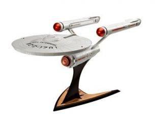 Revell RV4880 U.S.S. ENTERPRISE NCC-1701 STAR TREK KIT 1:600 Modellino