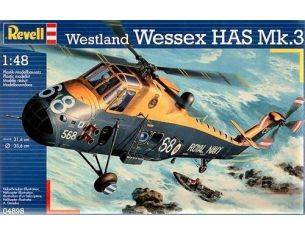 Revell RV4898 WESTLAND WESSEX HAS MK.3 KIT 1:48 Modellino