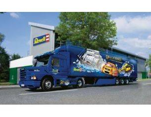 Revell RV7524 SCANIA T 143 50TH REVELL KIT 1:24 Kit Camion