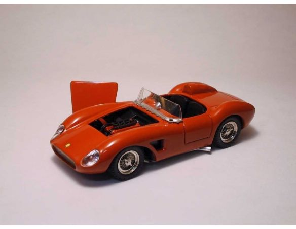 Art Model AM0014 FERRARI 500 TRC 1956 RED 1:43 Modellino