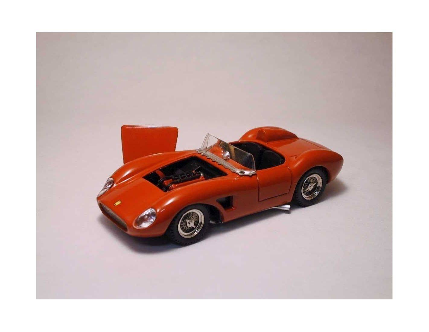 Art Model AM0014 FERRARI 500 TRC 1956 RED 1:43 Modellino