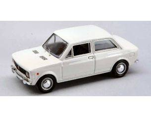 Rio RI4205 FIAT 128 2 PORTE 1969 WHITE 1:43 Modellino