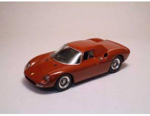 Best Model BT9160 FERRARI 250 LM 1964 LONG NOSE PROVA RED 1:43 Modellino