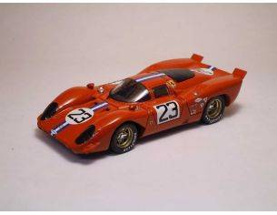 Best Model BT9165 FERRARI 312 P COUPE' N.23 5th DAYTONA 1970 PIPER-ADAMOWICZ 1:43 Modellino