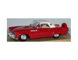Rio R05 FORD THUNDERBIRD 1956 HARD TOP RED Modellino