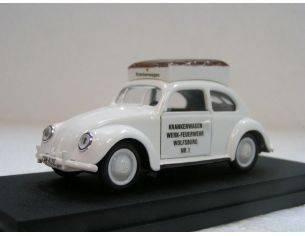 Rio SL071 VW BEETLE AMBULANZA VIGILI DEL FUOCO Modellino