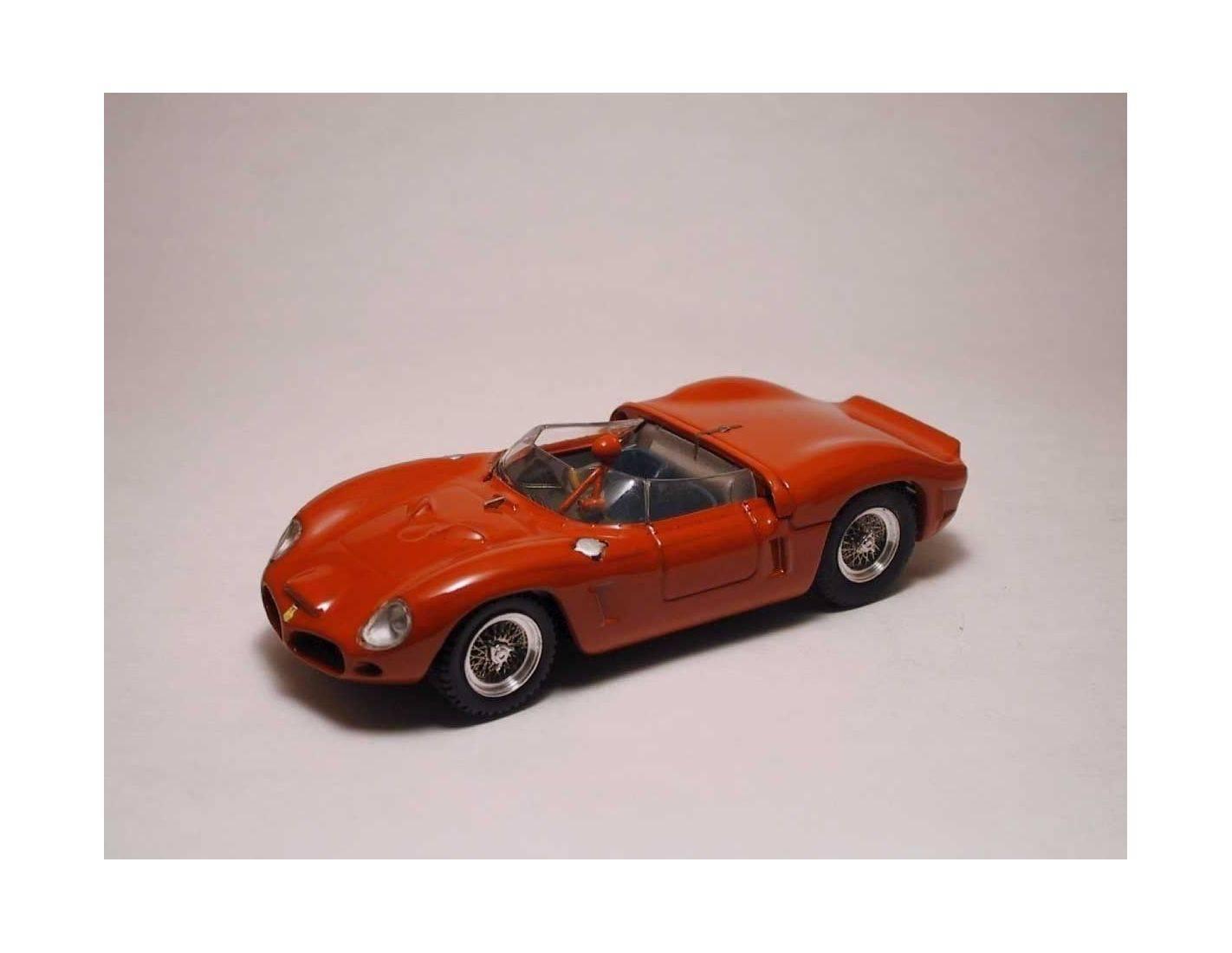 Art Model AM0020 FERRARI DINO SP 1962 RED 1:43 Modellino