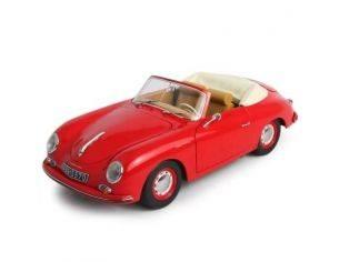Schuco 0310 PORSCHE 356A RED 1/18 Modellino