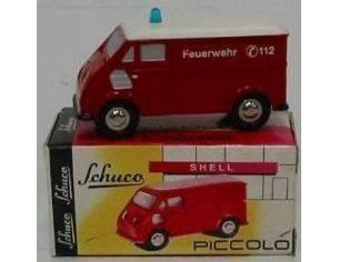 Schuco 1553 DKW SCHNELLASTER VIGILI FUOCO Modellino