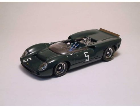 Best Model BT9194 LOLA T70 SPYDER N.5 ACCIDENT MOSPORT 1965 H.DIBLEY 1:43 Modellino
