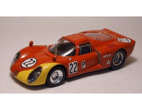 Best Model BT9200 ALFA ROMEO 33.2 N.22 7th DAYTONA 1968 CASONI-BISCALDI-ZECCOLI 1:43 Modellino