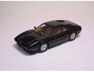 Best Model BT9202 FERRARI 308 GTB 1975 BLACK 1:43 Modellino