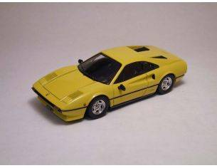 Best Model BT9203 FERRARI 308 GTB 1975 YELLOW 1:43 Modellino
