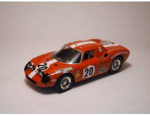 Best Model BT9206 FERRARI 250 LM N.20 23th LM 1968 WILLIAMS-MULLER 1:43 Modellino