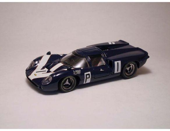 Best Model BT9210 LOLA T70 COUPE' N.1 DNF 1000 KM NURBURGRING 1967 SURTEES-HOBBS 1:43 Modellino