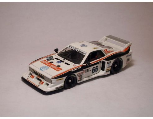 Best Model BT9212 LANCIA BETA MONTECARLO N.66 12th LM 1982 LEMERLE-OLIVAR-CASTELLANO 1:43 Modellino