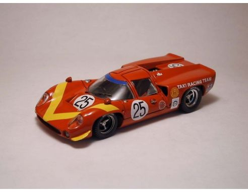 Best Model BT9216 LOLA T70 COUPE' N.25 DNF JAPAN GP 1968 M.HASEMI 1:43 Modellino